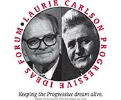 Laurie Carlson Progressive Ideas Forum logo