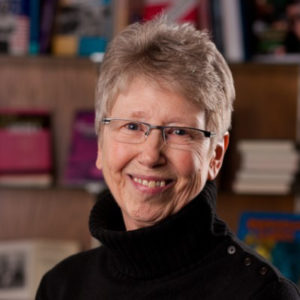 Portrait photo of Sharon Dunwoody