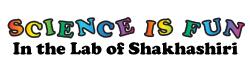 Science is Fun in the lab of Shakhashiri