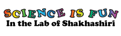 Science is Fun in the lab of Shakhashiri